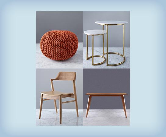 Helen James Considered home furniture