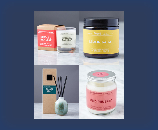 Helen James Considered home Candles and Gifts