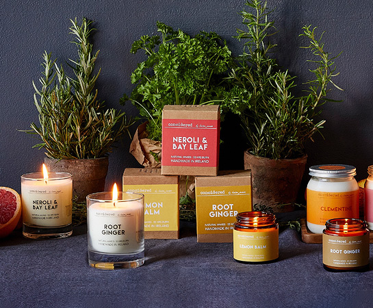 Helen James Considered Candles