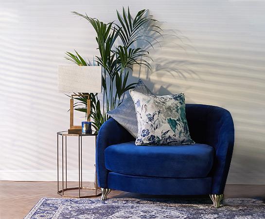 Paul Costelloe living home living room
