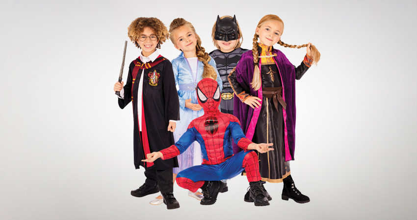 Kids Characterwear