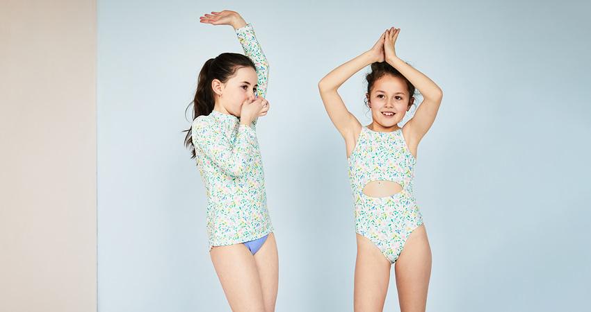 Willow kids swimwear