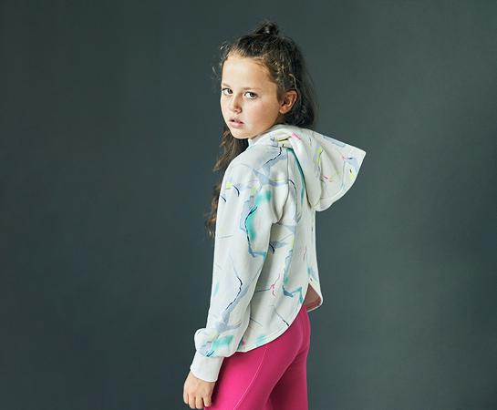Leigh Tucker Willow kids girlswear