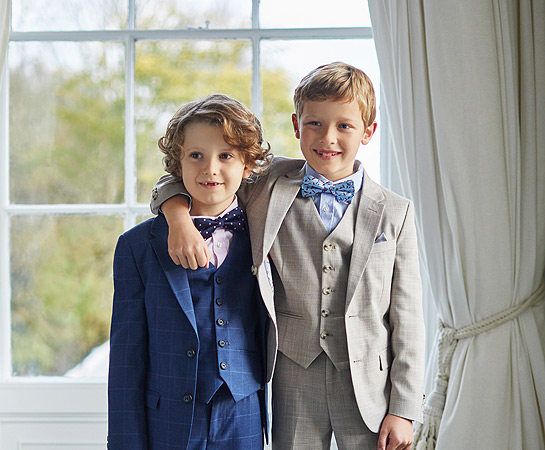 Paul Costelloe Living Occasionwear Communion boys kids