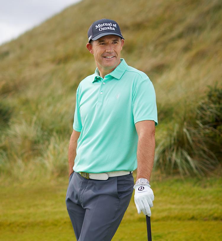 Padraig Harrngton men golf