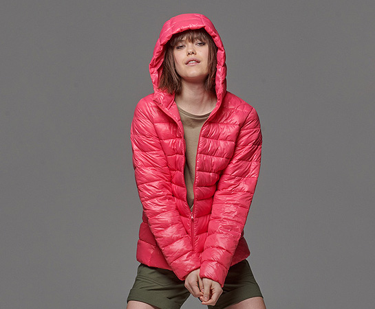 Women Superlight Jackets