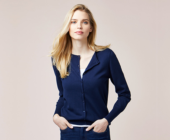 Women's Essentials jumpers and cardigans