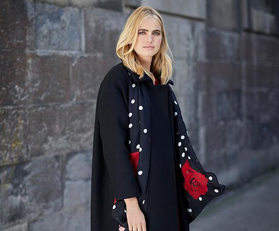 Carolyn Donnelly - The Edit women Coats & Jackets