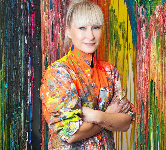 Helen Steele portrait