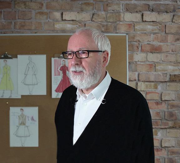 Peter O'Brien portrait