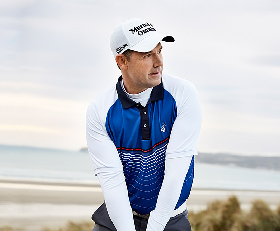 Padraig Harrington Golf Men
