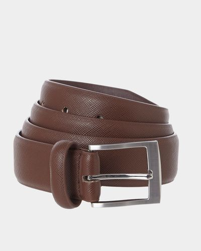 Textured Formal Belt
