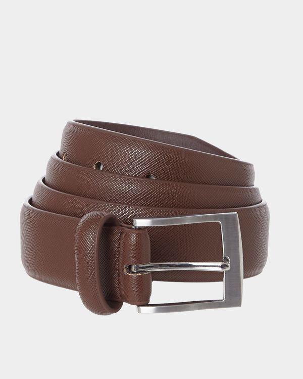 Textured Formal Belt