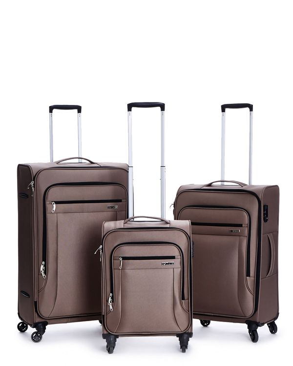 Lightweight Four Spinner Wheel Luggage