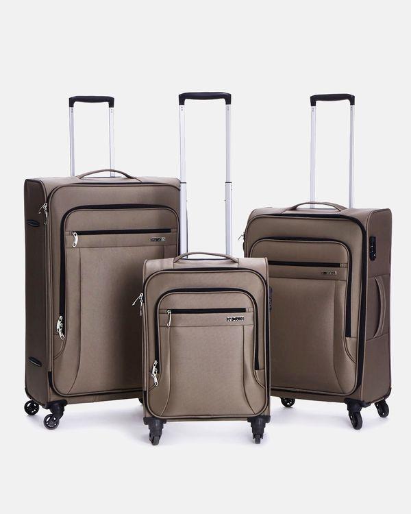 Lightweight Four Spinner Wheel Luggage