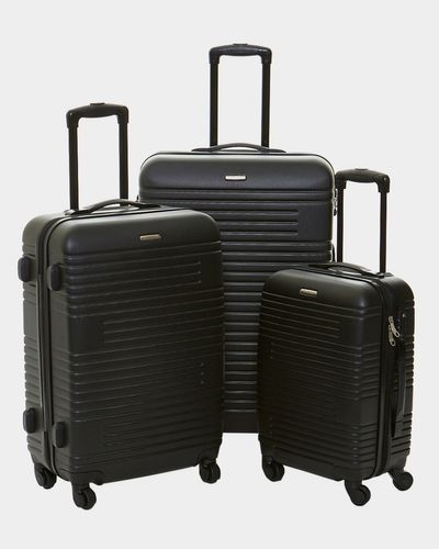 Hard Shell Four Spinner Wheel Luggage thumbnail