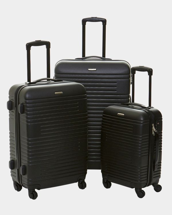Hard Shell Four Spinner Wheel Luggage