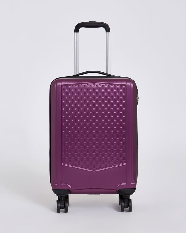 Textured Panel Cabin Case