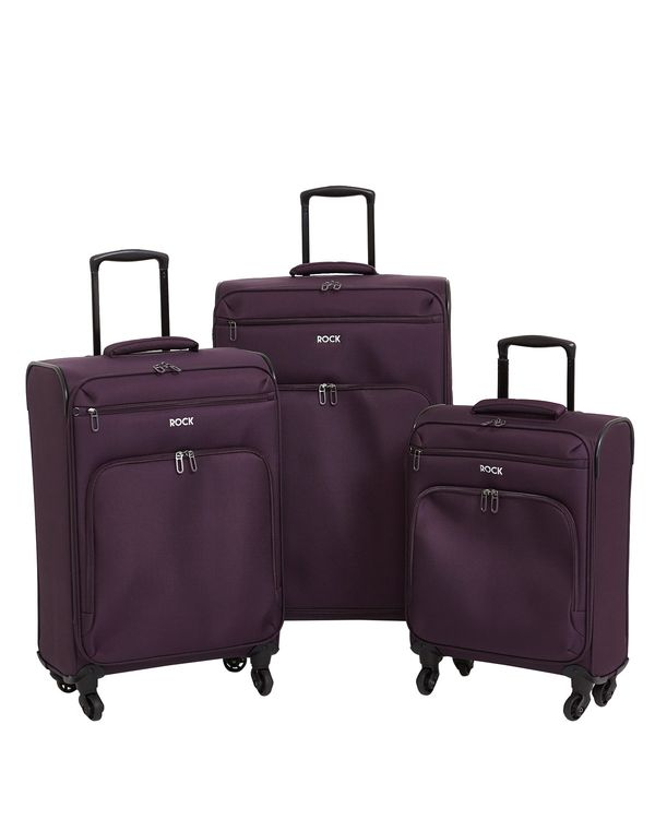 Four Spinner Wheel Rock Neo-Lite Luggage