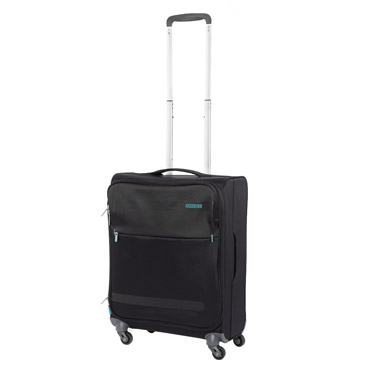 American Tourister Lightway Four Spinner Wheel Cabin Case
