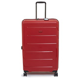 red Jump Unbreakable Large Four Spinner Wheel Case
