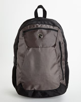 black-grey Contrast Colour Backpack