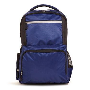 navyNylon Backpack
