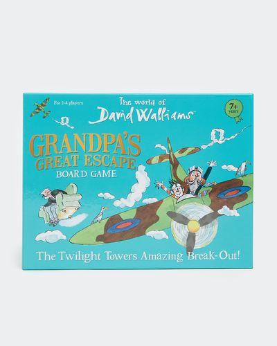 David Walliams Grandpa's Great Escape Board Game