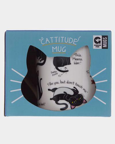 Catitude Mug thumbnail