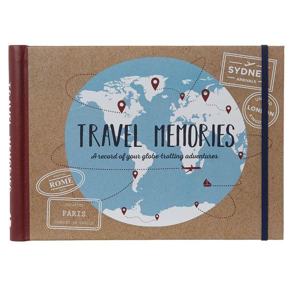 Travel Memories Book