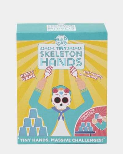 Skeleton Hands Game