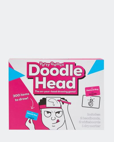 Doodle Head Game