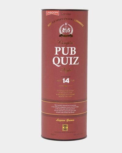 Complete Pub Quiz Night thumbnail