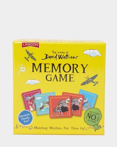David Walliams Memory Game thumbnail
