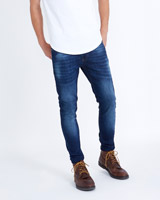 blue Paul Galvin Denim Jeans