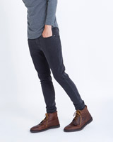 grey Paul Galvin Denim Jeans