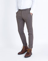brown Paul Galvin Suit Trousers