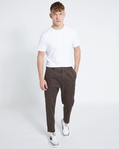 Paul Galvin Khaki Combat Trousers
