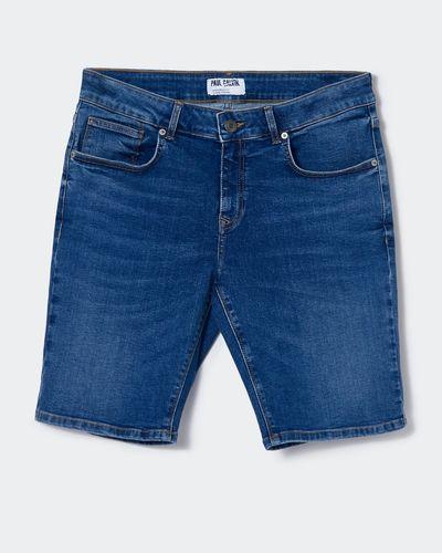 Paul Galvin Denim Shorts
