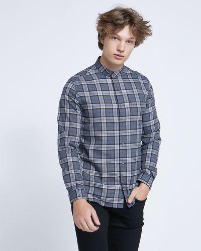 Paul Galvin Grey Check Shirt