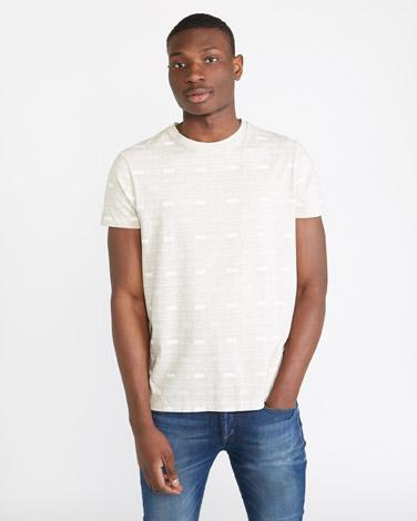 stonePaul Galvin BGMN Print T-Shirt