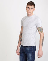 grey Paul Galvin Short Sleeve Stretch T-Shirt