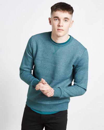 Paul Galvin Khaki Grindle Sweatshirt