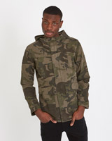 camoflage Paul Galvin Camouflage Field Jacket