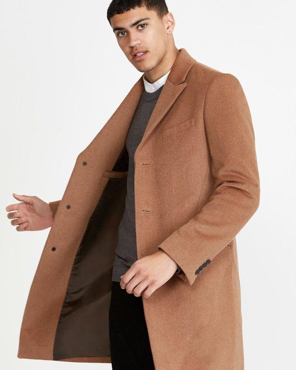 Paul Galvin Single Breasted Overcoat
