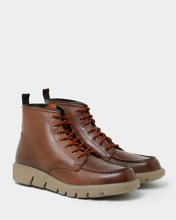 Paul Galvin Leather Boots