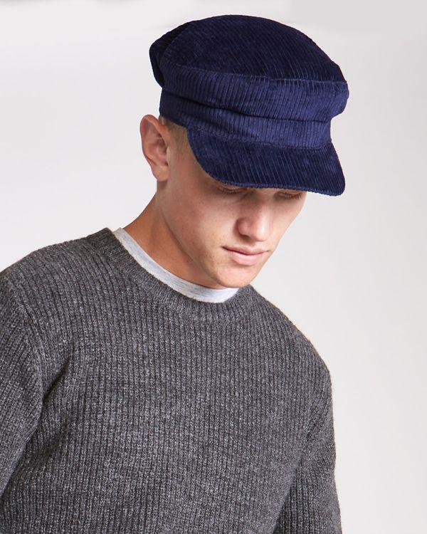 Paul Galvin Cord Train Drivers Hat
