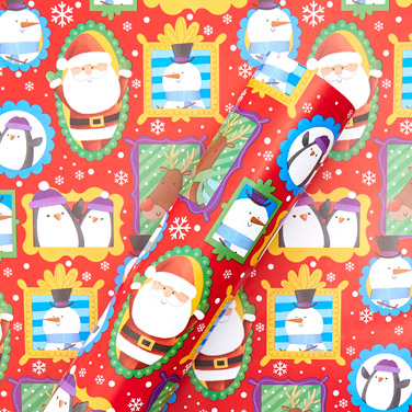 redKids Wrapping Paper - 15m