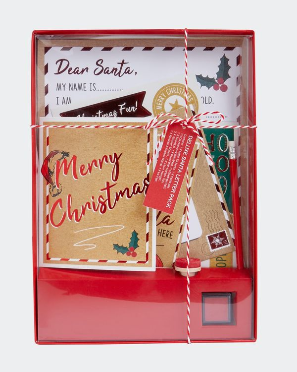 Deluxe Letter To Santa