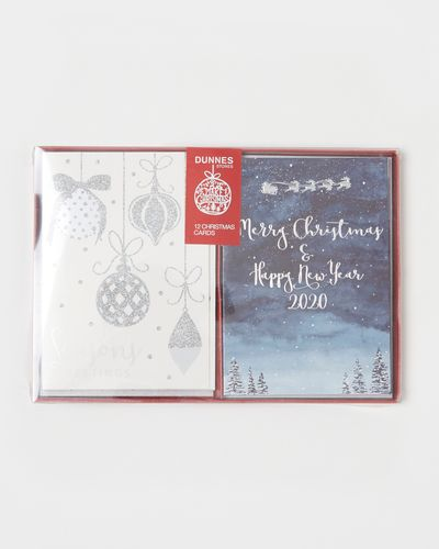 Cards - Pack Of 12